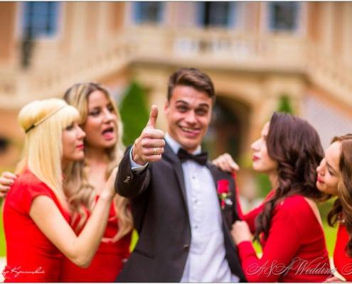 Wedding in the Stirin Castle