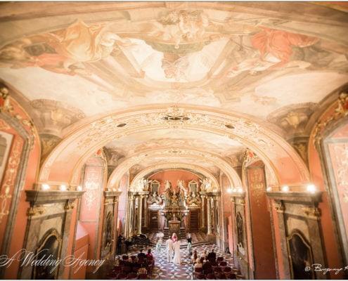 Wedding in the Clementinum