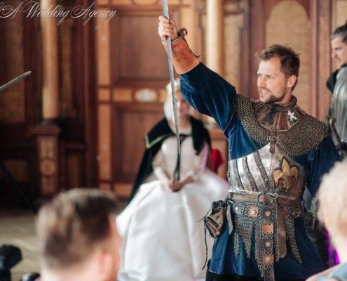 Свадьба в замке Пругонице