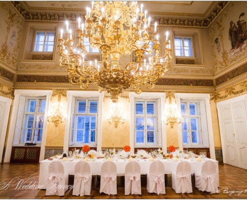 Wedding in Clementinum