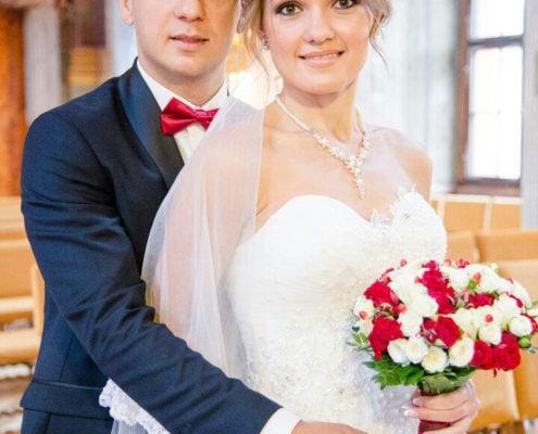 Weddings in the Troja Château