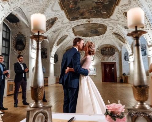Свадьба в Старогородском зале Барокко