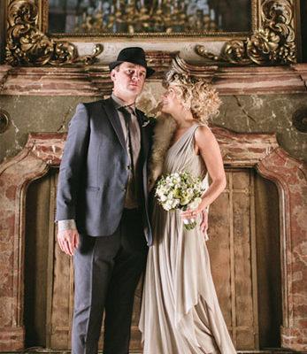 Свадьба в Коллоредо-Мансфельдском дворце