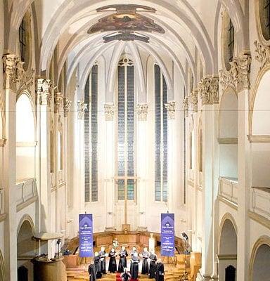 Свадьба в костеле Пресвятого Сальватора